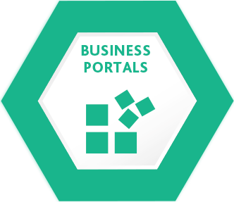 Business portals