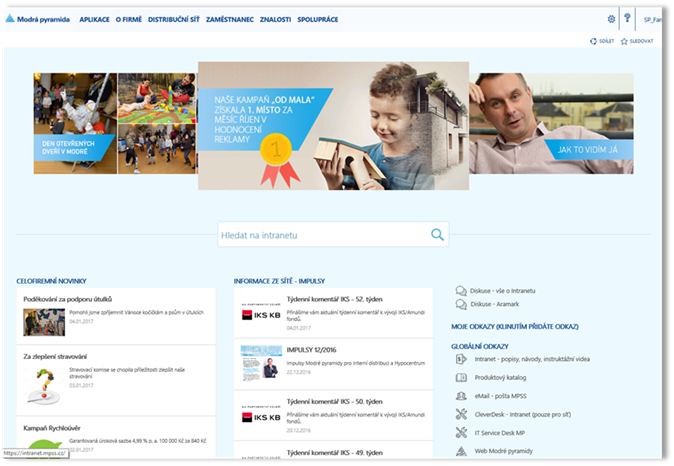 intranet-modra